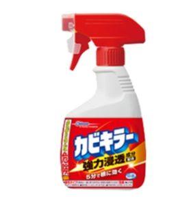 お風呂洗剤おすすめカビキラー