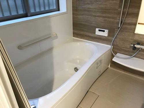 お風呂カビ取り洗剤