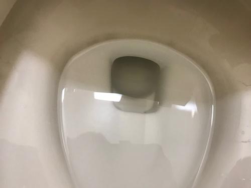 トイレ黒ずみ水垢