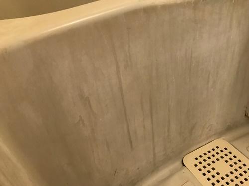 お風呂石鹸カス落とし方